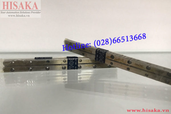 thk cross roller guide ,a prominent product of thk is officially distributed by Hisaka Vietnam